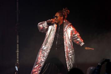 """Future's """"The WZRD"""" Lands Eight Tracks On Billboard Hot 100"""