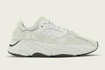 "Adidas Yeezy Boost 700 ""Salt"" Set To Release In February: First Look"