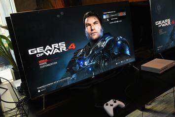 """""""Gears Of War 4"""" Free To Play This Weekend With Xbox Live Gold"""