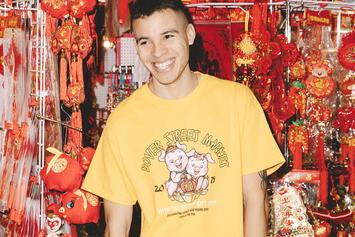 Dover Street Market Unveils Chinese New Year T-Shirt Collection