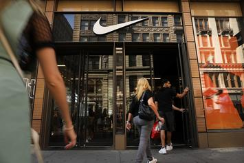 New Petition Claims Nike Air Max Logo Is Offensive To Muslims