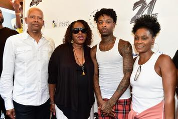 "21 Savage's Mom Speaks On His Arrest: ""This Too Shall Come To Pass"""