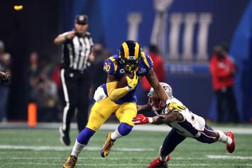 NFL Insider James Brown Not Convinced Todd Gurley Was Healthy