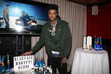 Blueface's Upcoming Project Will Feature Drake, The Game, & More