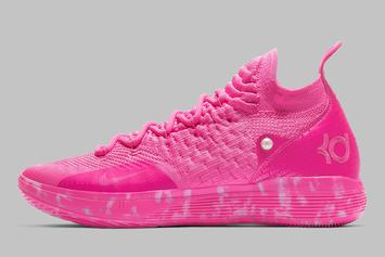 "Nike KD 11 ""Aunt Pearl"" To Acknowledge 59 Cancer Survivors"