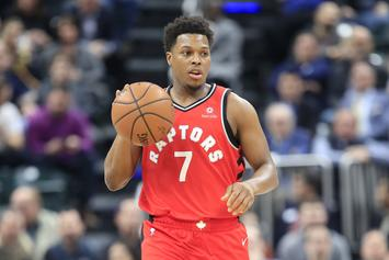 """Kyle Lowry Talks Raptors Trade Rumors: """"They Will Make Decisions For Themselves"""""""