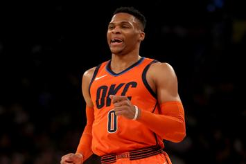 Russell Westbrook Ties Michael Jordan For Second-Longest Triple-Double Streak