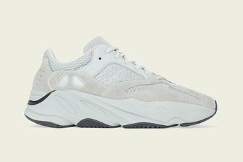 """Adidas Yeezy Boost 700 """"Salt"""" Set To Drop This Month: Release Info"""