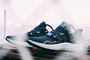 """Adidas ZX4000 4D """"Carbon"""" New Images Revealed"""