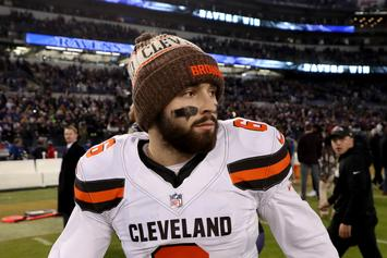 Baker Mayfield To Use Rookie Of The Year Loss As Motivation