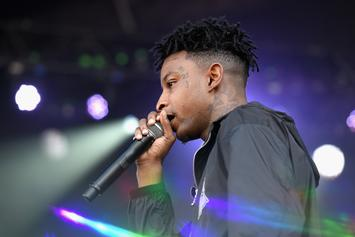"21 Savage Is Locked In One Of ""The Worst Immigration Detention Centers in the U.S."""