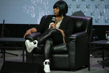"""Missy Elliott Sued For Allegedly Using Woman's """"Bald Head"""" As Cover Fodder"""