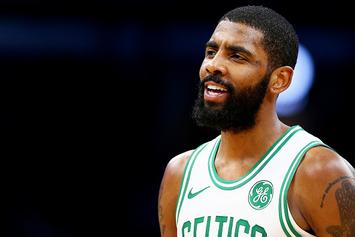 """Danny Ainge: Celtics, Kyrie Irving Getting """"Married"""" On July First"""