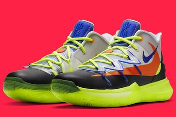 ROKIT x Nike Kyrie 5 Set To Drop All-Star Weekend  Release Details 50772af1d