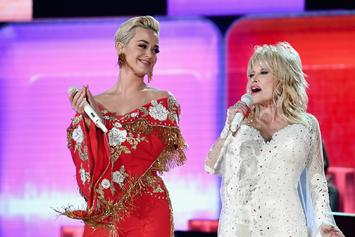 "Katy Perry Gets Slammed For ""Upstaging"" Dolly Parton With Pitchy Vocals"