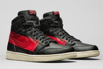 "Air Jordan 1 High OG ""Defiant"" Rumored To Debut This Month"