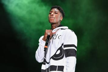 Youngboy Never Broke Again Arrested In Atlanta For Weed Possession: Report