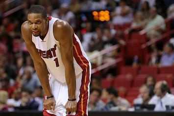 """Chris Bosh On NBA Comeback: """"That Part Of My Life Is Over"""""""