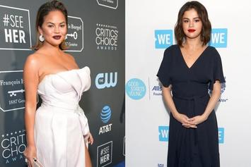 Chrissy Teigen As A Child Looks Exactly Like Selena Gomez