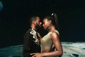 "Normani & 6LACK Take Us Through Space In ""Waves"" Visual"