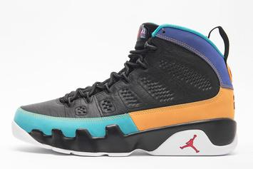 "Air Jordan 9 ""Dream It, Do It"" To Debut In March"
