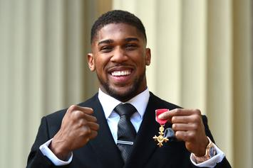 Anthony Joshua Is Eyeing The Winner Of Wilder Vs. Fury