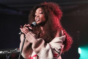"""SZA Covers 90's Hit """"Kiss Me"""": Watch The Live Performance"""
