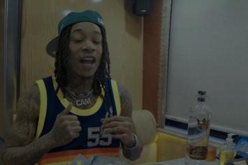 """Wiz Khalifa & Curren$y Link Up For """"The Life"""" Music Video"""