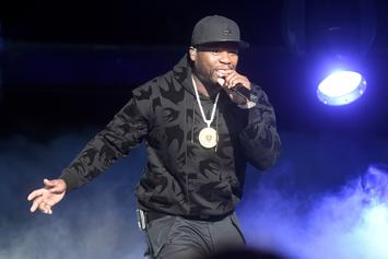 """50 Cent Unleashes Tirade On """"Shoot On Sight"""" NYPD Officer"""