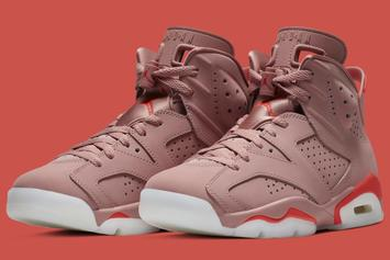 Aleali May x Air Jordan 6 To Debut Next Month: Official Images