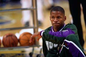 "Air Jordan 7 ""Ray Allen"" Colorway Rumored For 2019: First Look"