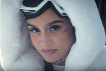 """Kehlani & Dom Kennedy Go Cold On Their Exes In """"Nunya"""" Video"""
