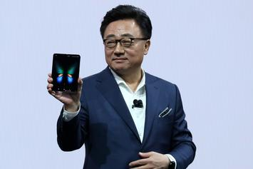 "Samsung Announces ""Galaxy Fold:"" The $1,980 Flip Phone Of The Future"