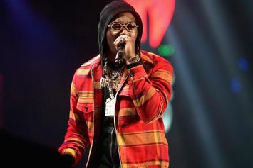 Offset Officially Announces Album Title In New Teaser
