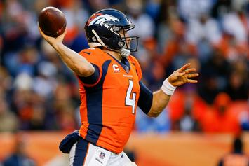 "Case Keenum Was ""Shocked"" By Denver Broncos Joe Flacco Trade"
