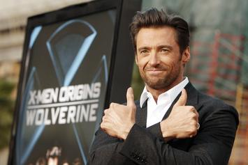 """Hugh Jackman Awarded Guinness World Record Title For """"Wolverine"""" Role"""