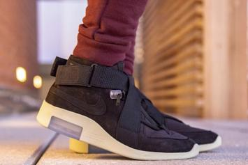 Nike Air Fear Of God 180 On-Foot Photos Emerge