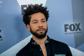 Jussie Smollett's Bond Set At $100,000, Passport Revoked