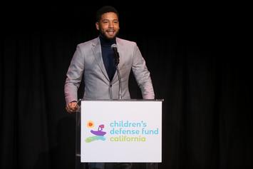 """Jussie Smollett Maintains Innocence While Apologizing To """"Empire"""" Crew & Cast"""