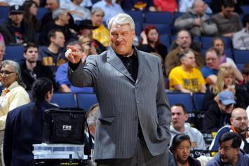 "Don Nelson On Life After The NBA: ""I've Been Smoking Some Pot"""