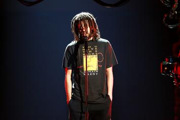 "J. Cole Set To Debut ""Middle Child"" Music Video On Monday"