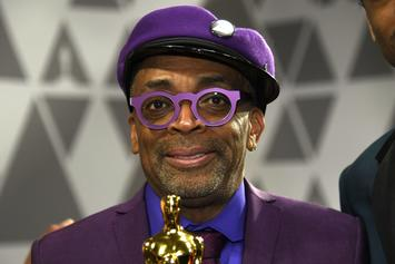 "Spike Lee Storms Out Of Academy Awards After ""Green Book"" Best Picture Win"