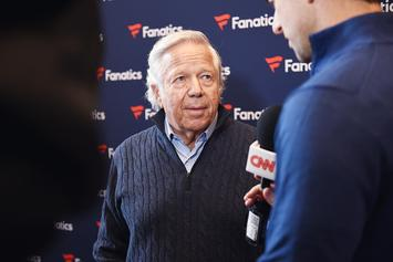 """Robert Kraft Spotted With """"Hot Asian Women"""" Ahead Of Super Bowl: Report"""