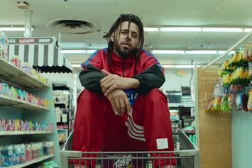 """J. Cole's """"Middle Child"""" Video Has Arrived"""