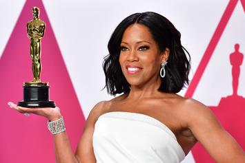 Diddy, Oprah, Ice Cube & More React To Regina King's Oscars Win