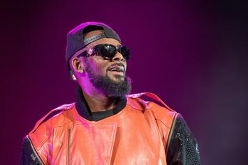 R. Kelly Sued By Alleged Victim For Sexually Abusing Her As A Minor: Report