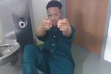 Tay-K Is Writing A Book In Prison