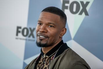 Jamie Foxx Announces He's Single During Oscar Party: Report