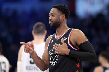 Dwyane Wade Hits Last Second Three-Pointer To Topple Warriors: Watch