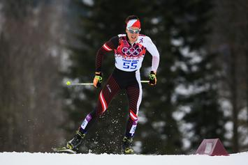 Olympic Skier Max Hauke Caught Doping With Needle In Arm